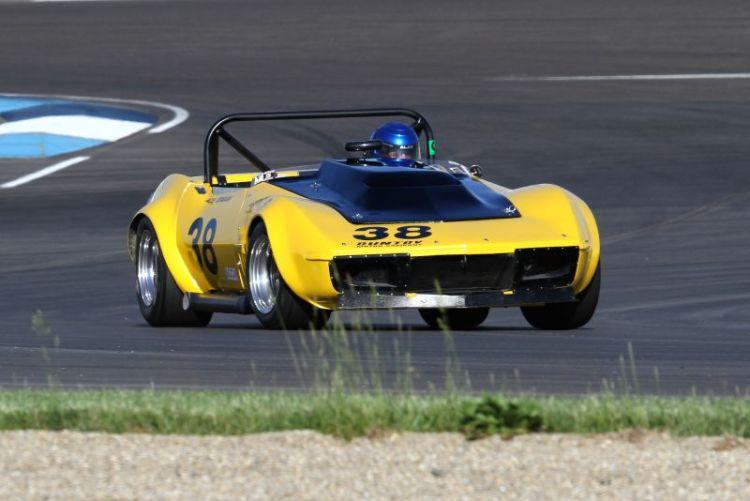 Alan Sevadjian, 69 Corvette