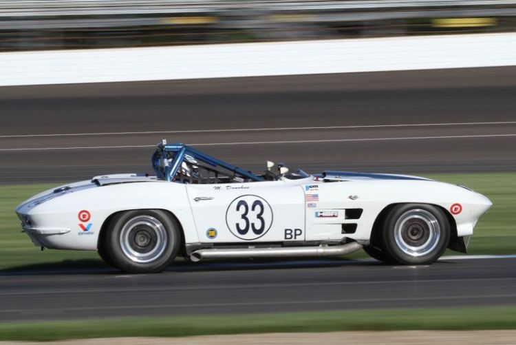 Michael Donohue, 63 Corvette