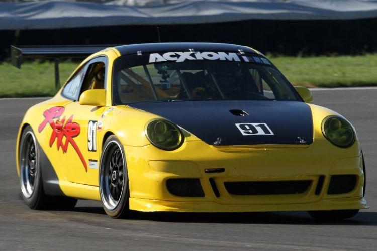 John Ware Jr., 06 Porsche 911 GT3