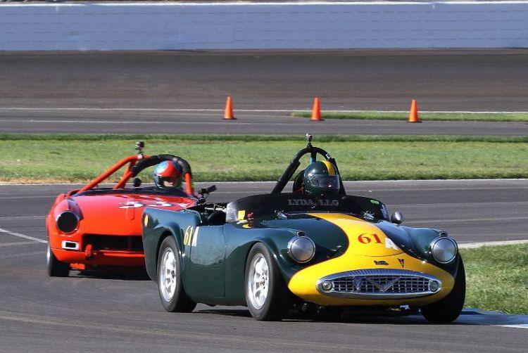 David Zavetsky, 61 Daimler/Jaguar