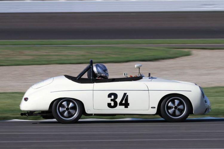 George C. Balbach, 60 Porsche 356