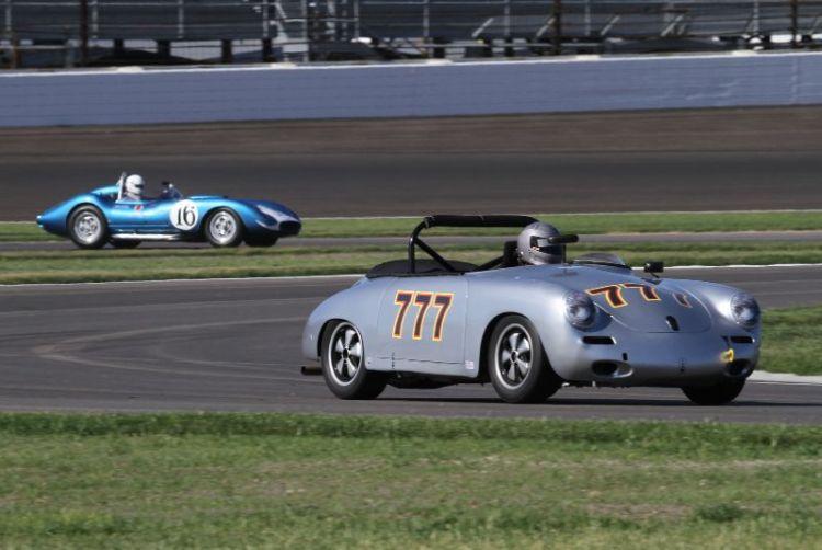 John Schrecker, 64 Porsche 356
