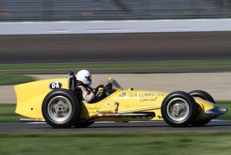 Robert Sirna, 58 Kurtis 500H Indy Roadster