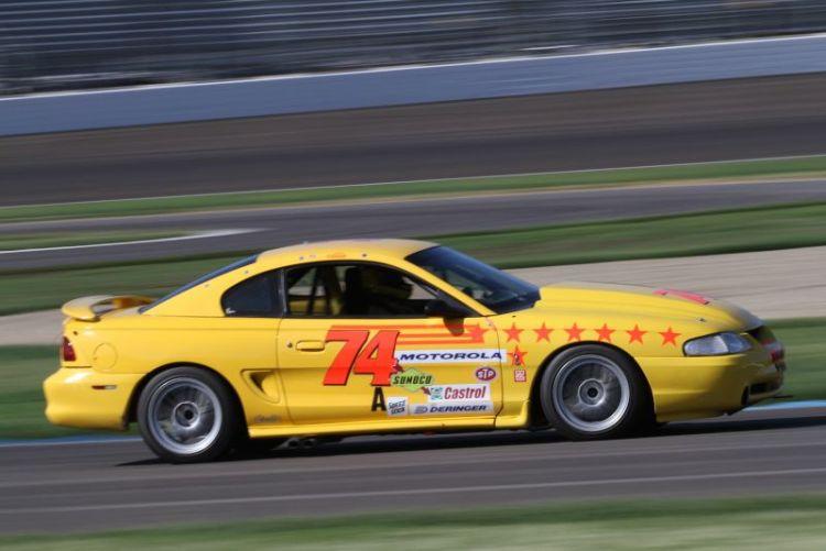 John Cloud, 98 Ford Mustang Cobra