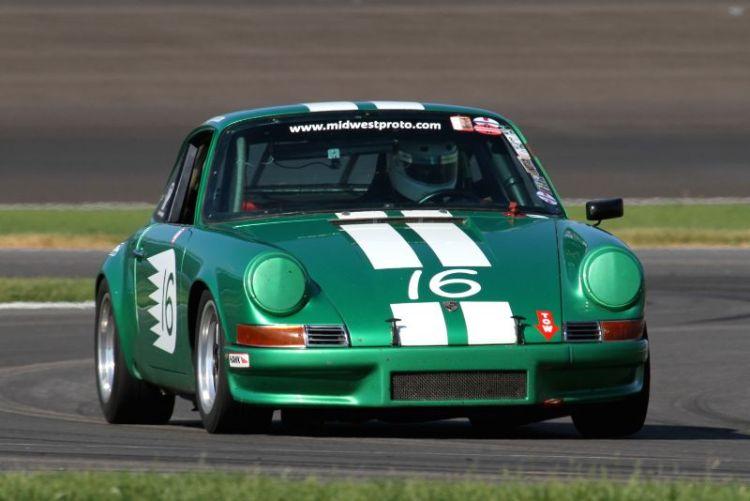 Steve Grundahl, 72 Porsche 911