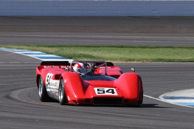 Jim Pace, 68 McLaren M6B