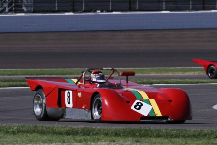Roy Walzer, 70 Chevron B16 Spyder