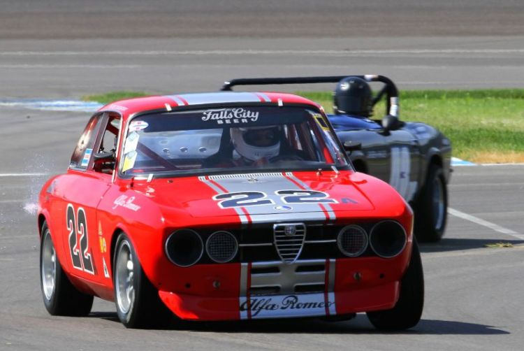 Rob Davenport, 72 Alfa Romeo GTV
