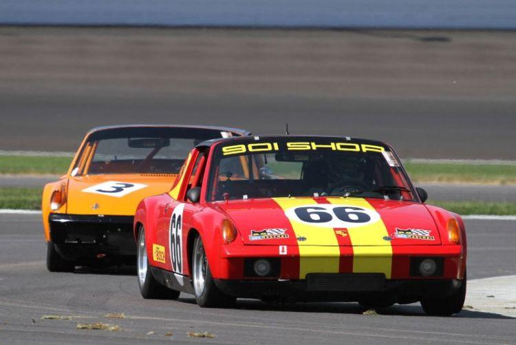 Peter Schick, 70 Porsche 914/6