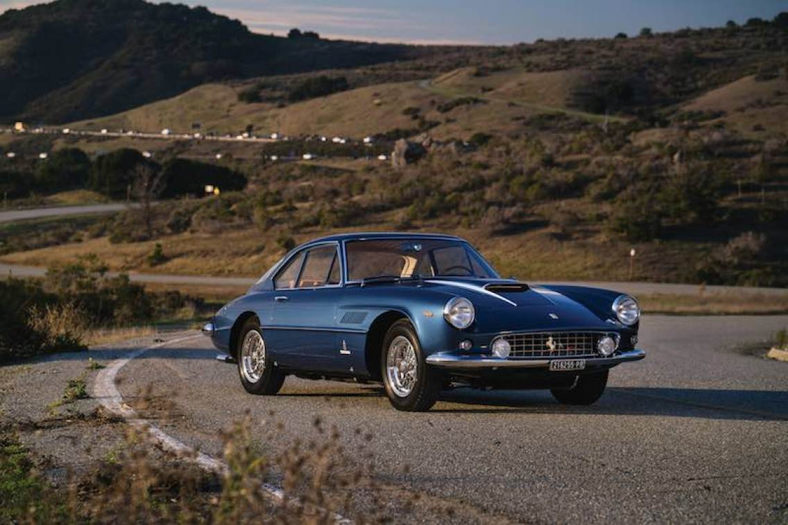 1961 Ferrari 400 Superamerica SWB Coupe Aerodinamico (photo: Karissa Hosek)