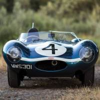 Jaguars Sold at Auction in 2016
