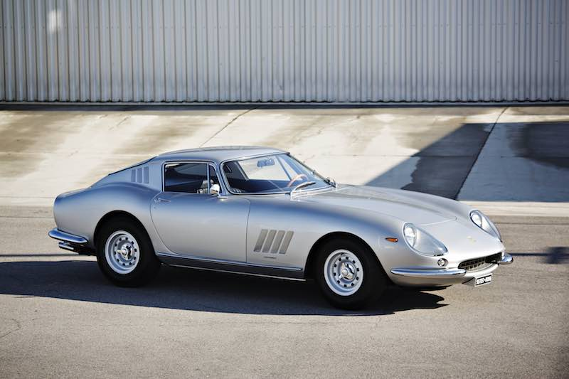 1966 Ferrari 275 GTB Long Nose Alloy (photo: Brian Henniker)