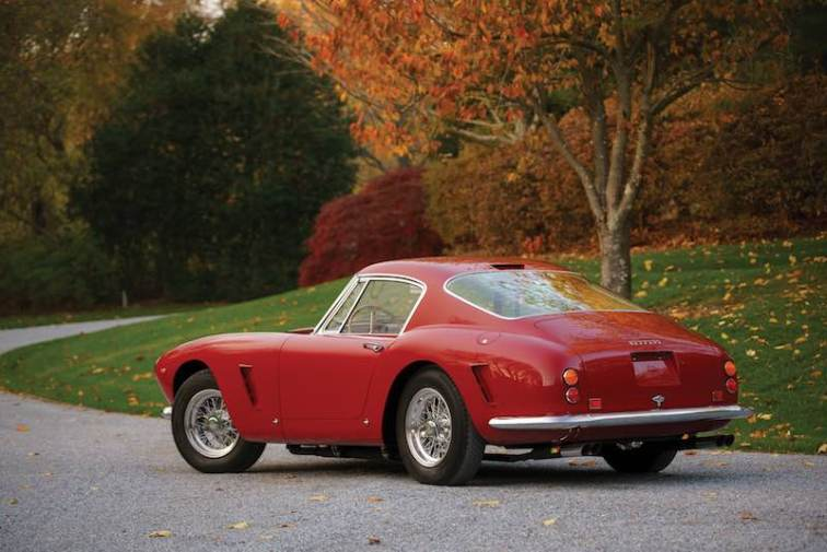 1961 Ferrari 250 GT SWB Berlinetta (photo: Erik Fuller)
