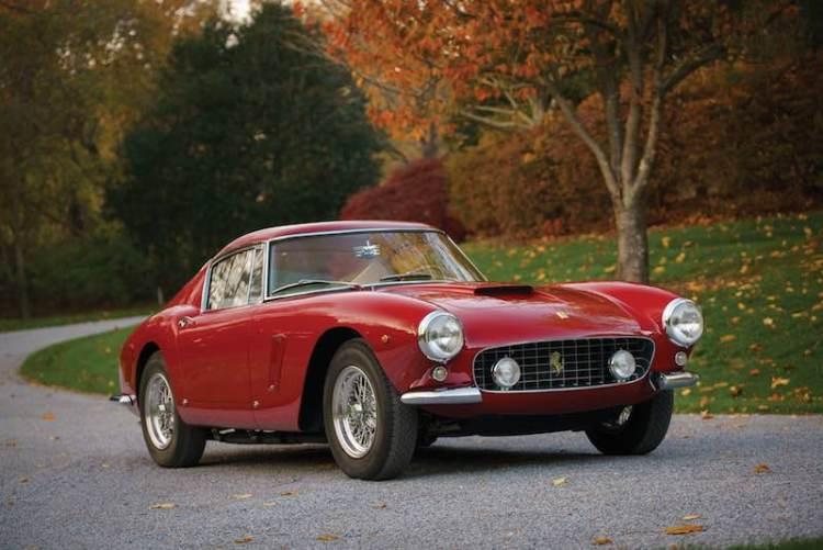 1961 Ferrari 250 GT SWB Berlinetta (photo: Erik Fuller)