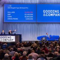 Gooding Scottsdale 2017 - Auction Results