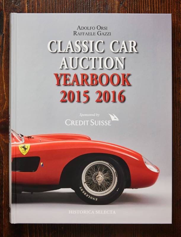 Classic Car Auction Yearbook 2015-2016 - Book Review