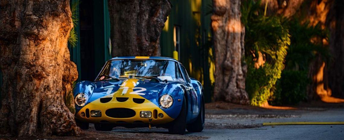 1962 Ferrari 250 GTO s/n: 3445 GT.