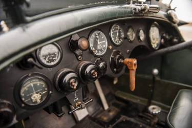 1928 Bentley 4.5-Litre Le Mans Sports Dash