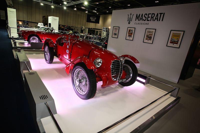 Maserati Display