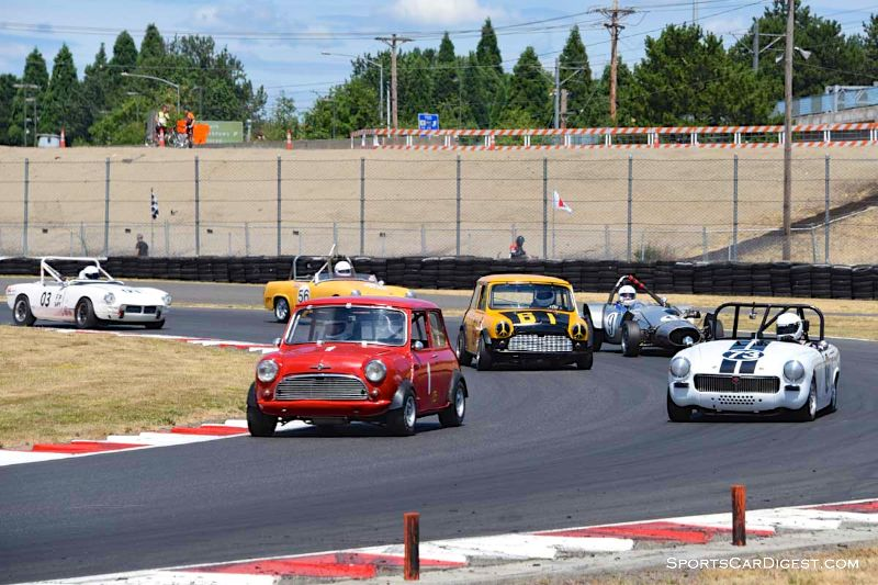 Group 1 - Portland Historic Races 2015