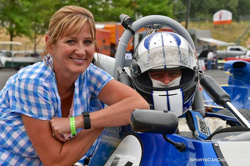 All smiles at Portland Historic Races 2015