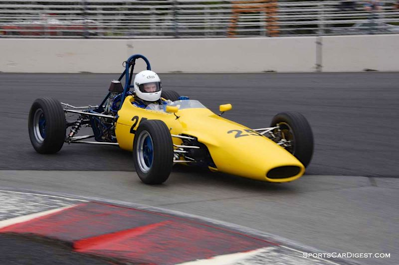 Portland Historic Races 2015