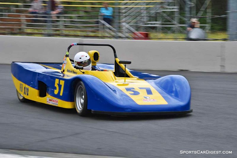 Bob Ames' 1980 Lola T592-S  at Portland Historic Races 2015