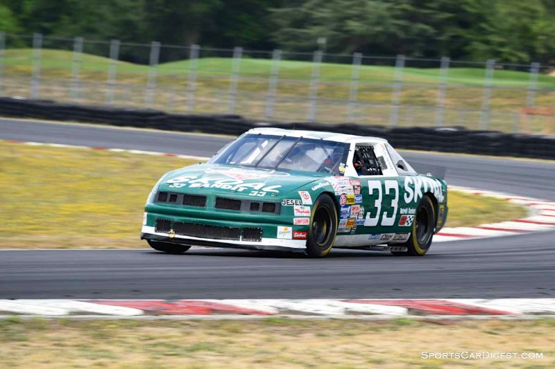 Matt Parent's 1988 Oldsmobile Cutlass at Portland Historic Races 2015