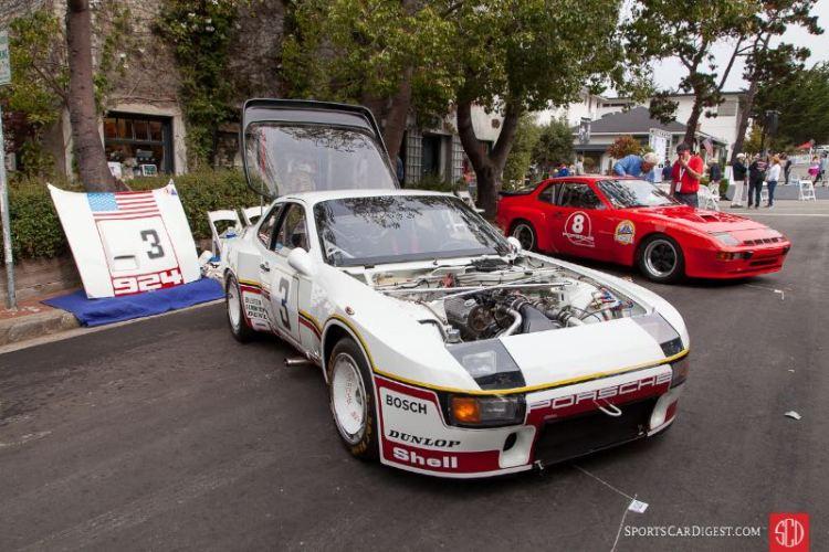James Edwards -1980 Porsche 924 Carrera GTR