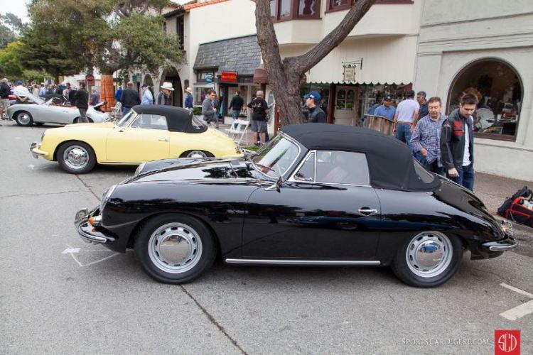 Gabe Renga - 1964 Porsche 356 C Cabriolet