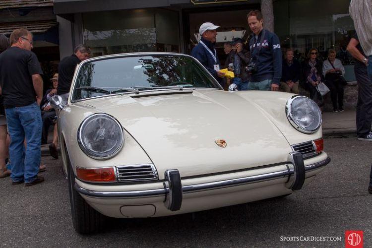 Mark York - 1967 Porsche 911