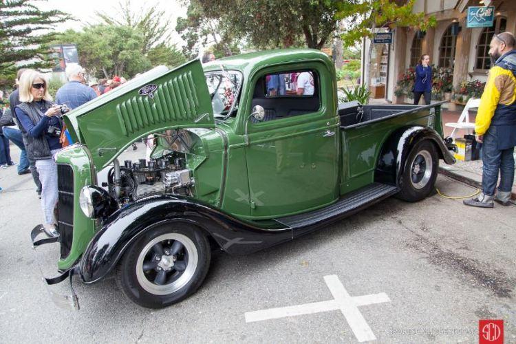 Brooks Laudin - 1935 Ford Model 50 Truck