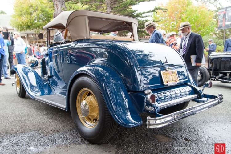 Patrick Phinny - 1932 Ford Covertible Coupe Roadster