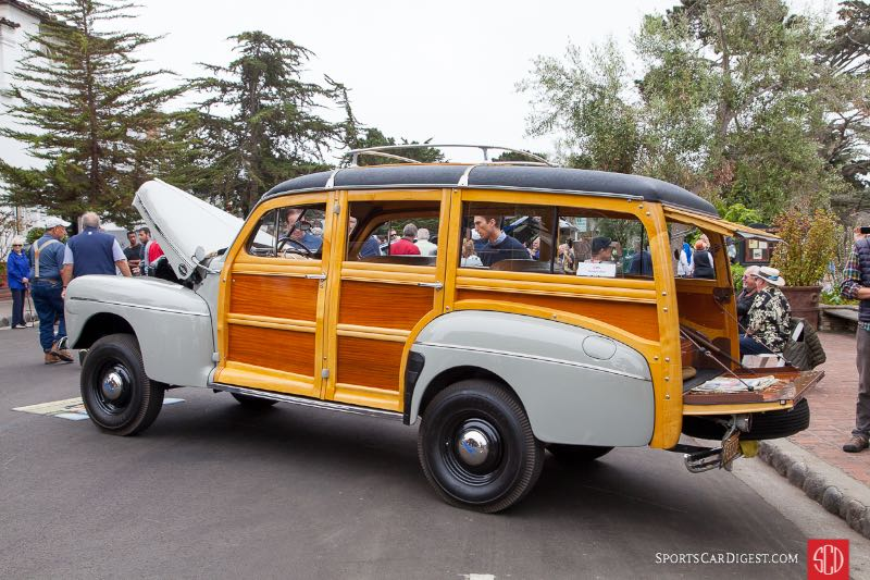 Terrence O'Connor - 1942 Ford Fordor 4x4 Station Wagon