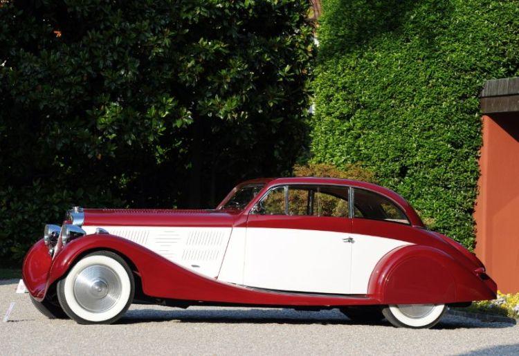 1935 Delage D8 105 S Autobineau, Alex Vazeos
