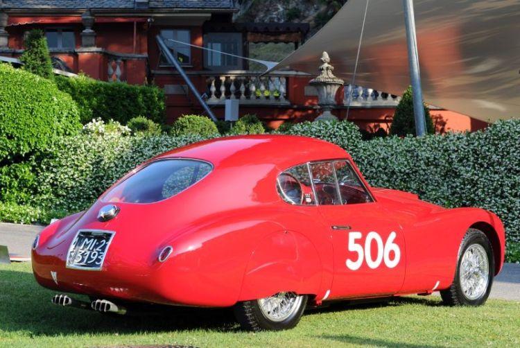 1953 Fiat 8V Rapi, Martin Gruss