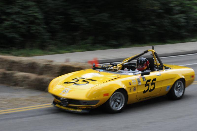 1972 Alfa Romeo Spyder- John Bechtol.