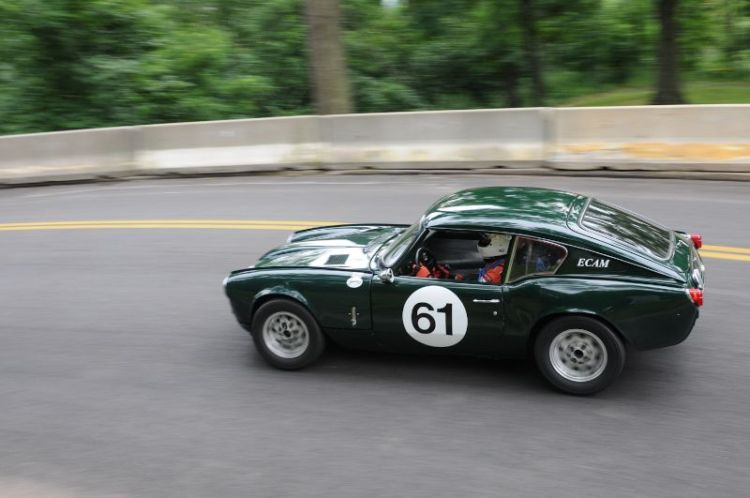 1968 Triumph GT-6, Scott David Janzen.