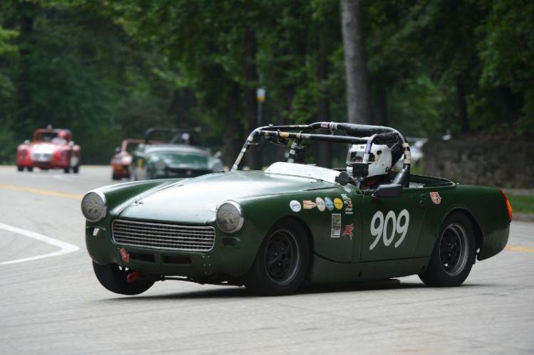 Nial McCabe- 1967 MG Spridget.