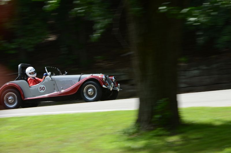Robert Finkel 1962 Morgan 4+4.