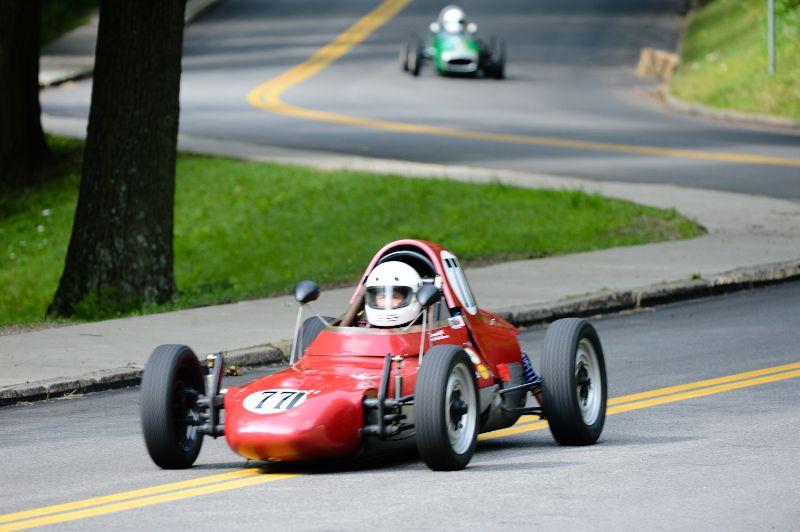 Dan Chesanow- 1966 Venus Formula Vee.