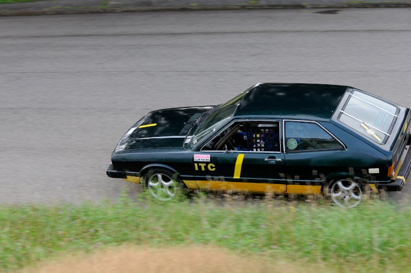 Volkswagon Scirocco- Glenn Hoffman.