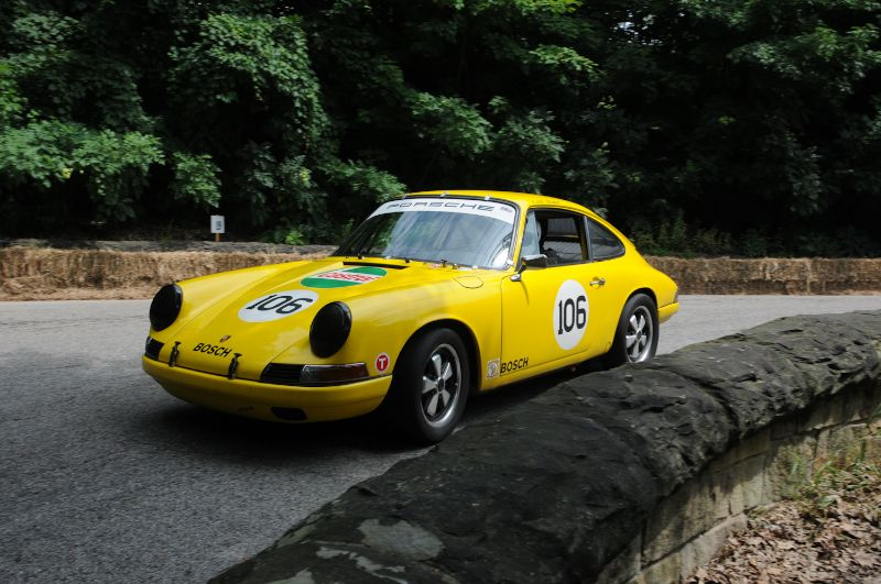 Kluas Selbert- 1966 Porsche 911.