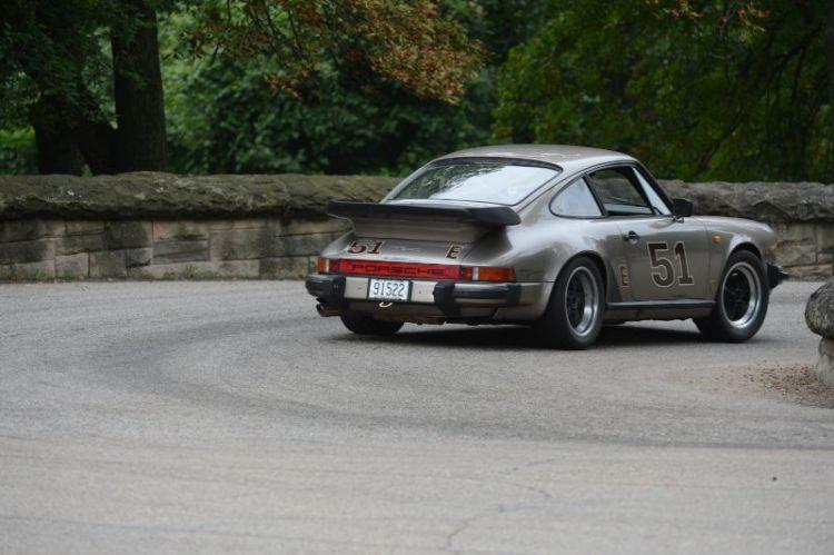 Randy Evans- 1982 Porsche 911SC.