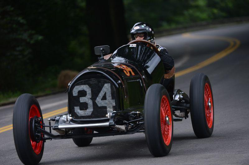 Tony Parella- 1934 Chevy Indy Car.