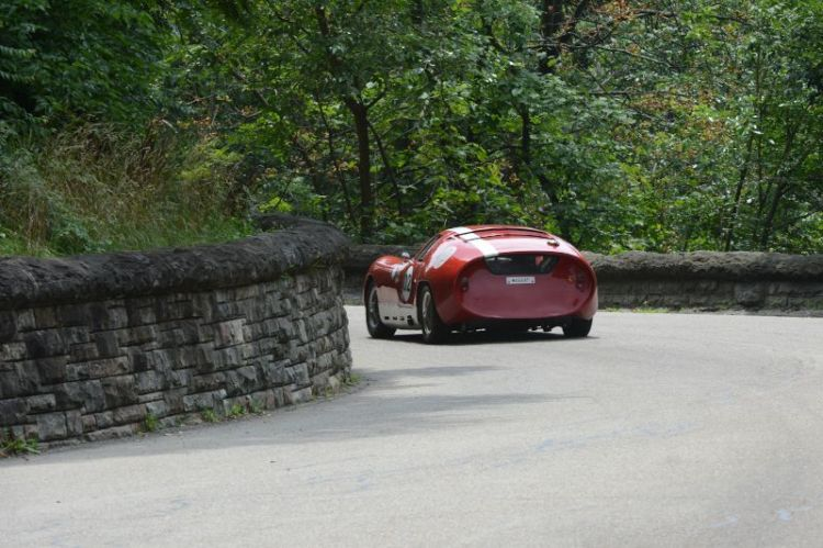Maserate Tipo 151- Charles Schwimer.