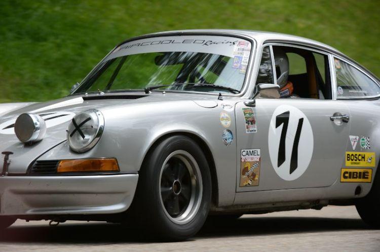Steve Limbert- 1972 Porsche 911.