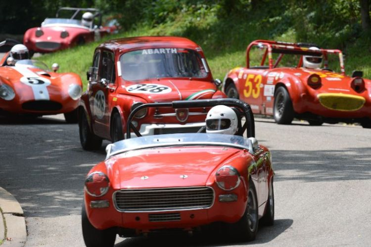 Group 2: Preservation & Production cars under 1 Litre.