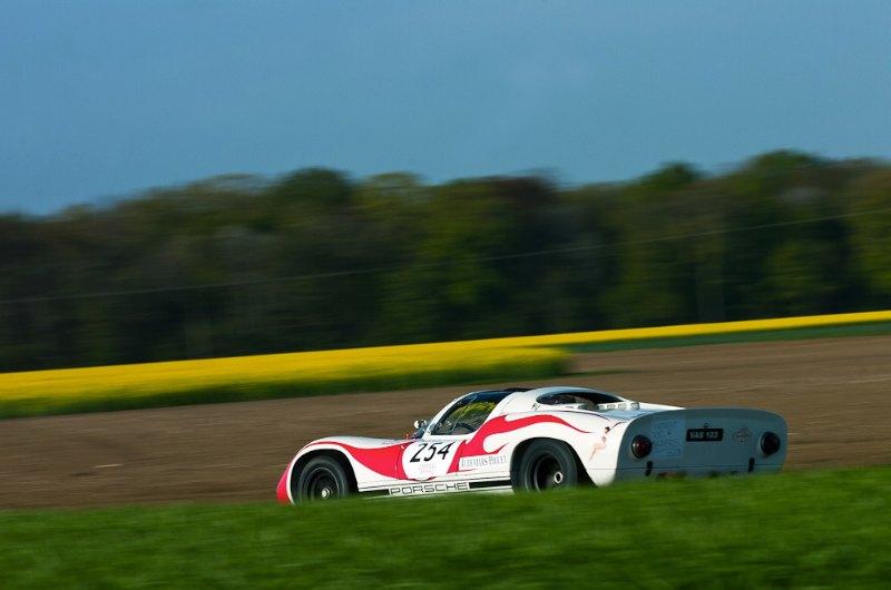 Tour Auto Rally 2012 Porsche 910