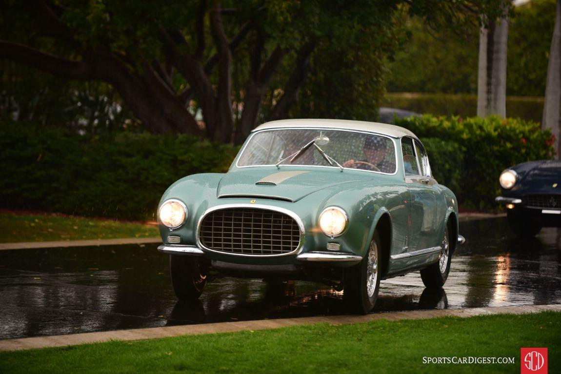 1952 Ferrari 342 America s/n 0246AM